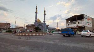 مسجد جامع باغدشت