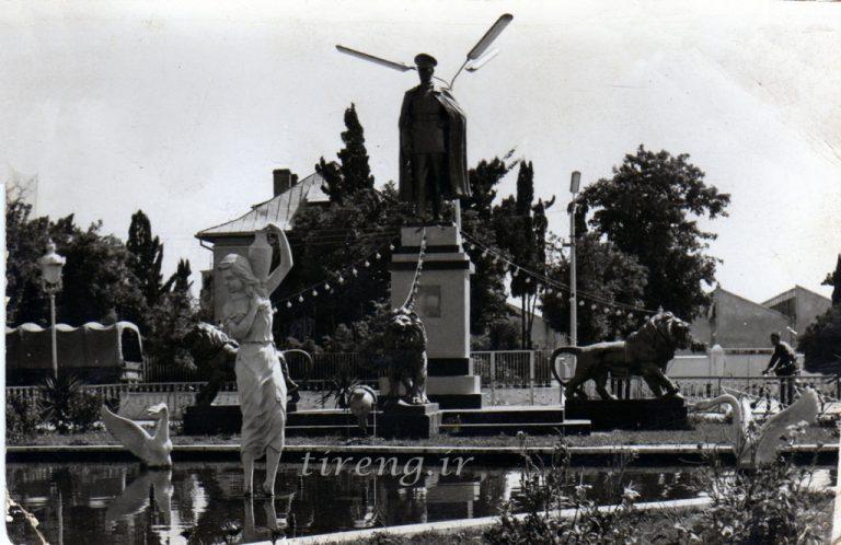 تصاویر قائمشهر قبل از انقلاب